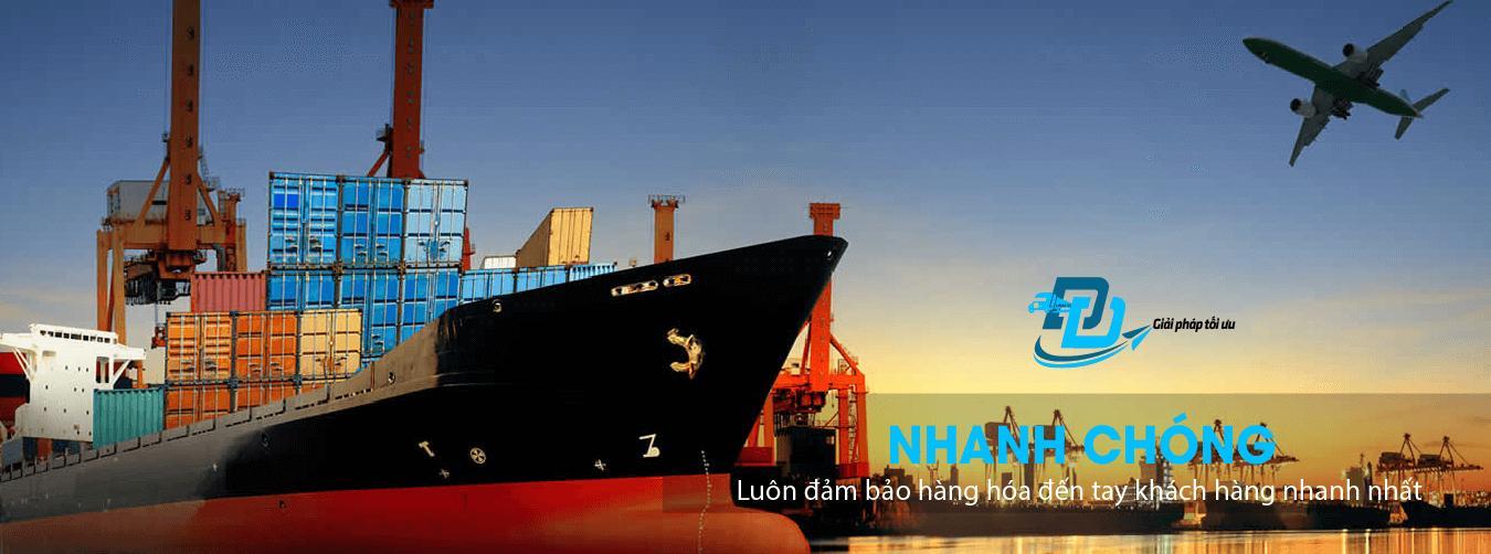 Hướng Dẫn Nhập Hàng Trung Quốc Thông Qua Đại Dương