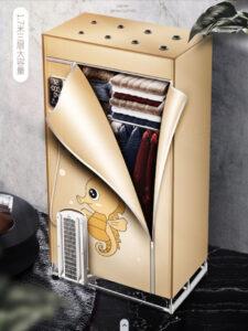 Thủ tục nhập khẩu máy sấy quần áo