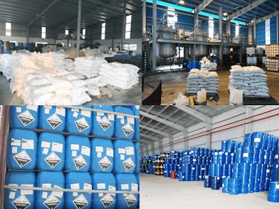 Thủ tục nhập khẩu hóa chất dệt nhuộm