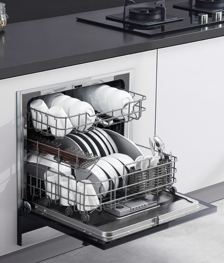 máy rửa bát tiện dụng
