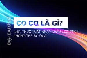 CO CQ là gì