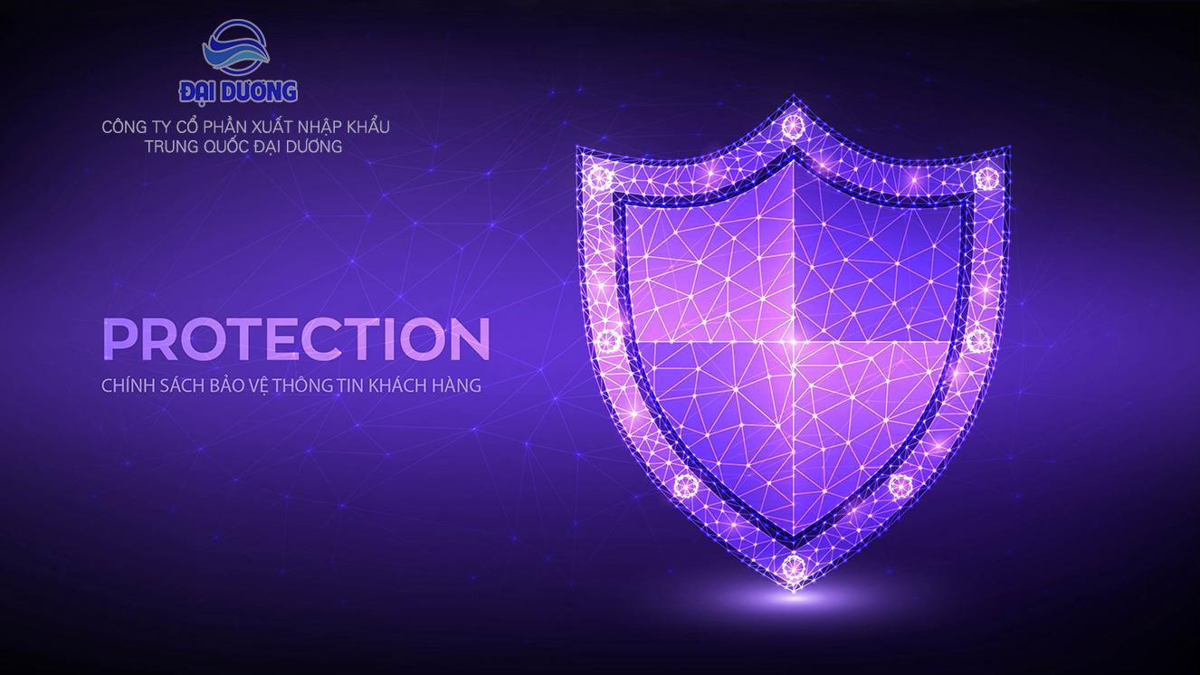 Chính sách bảo vệ thông tin của khách hàng