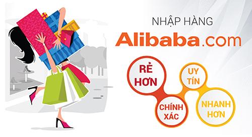 Nhập hàng Alibaba