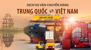 Dịch vụ vận chuyển hàng Trung Quốc - Đại Dương