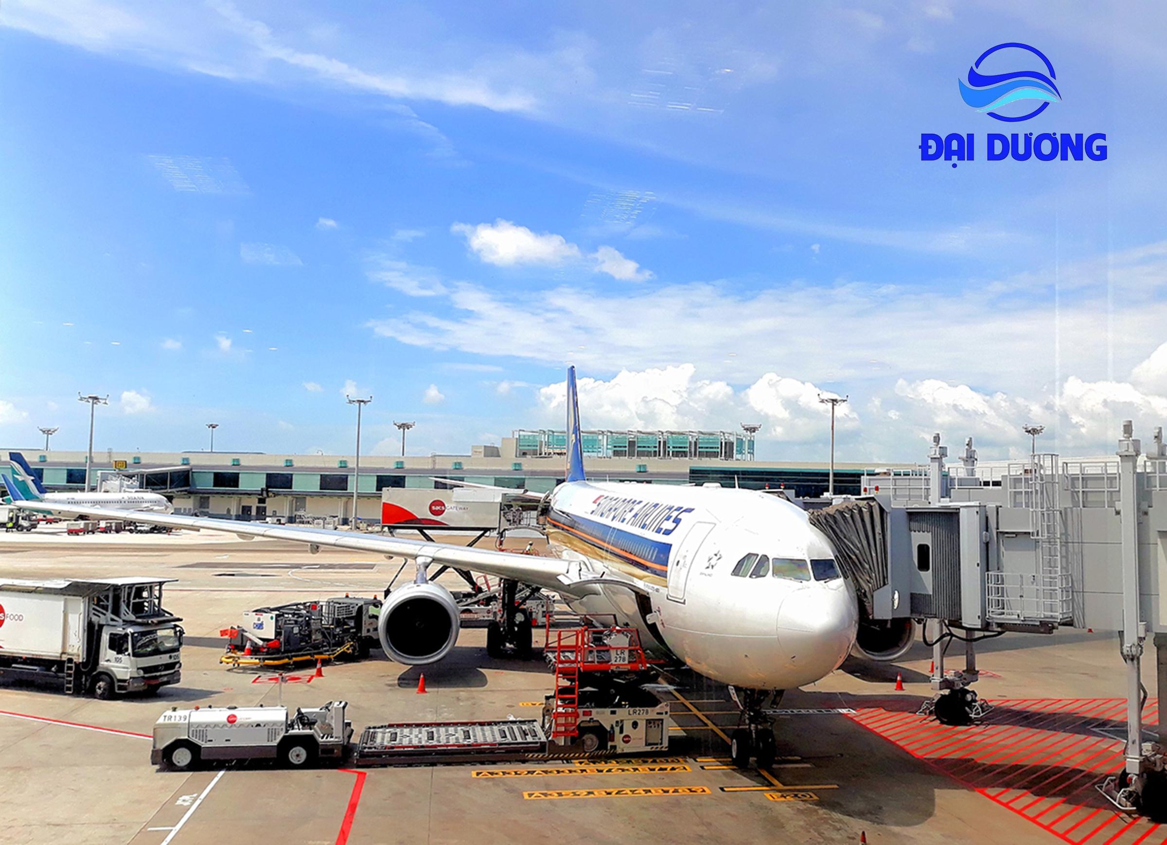 Vận chuyển đường bay - Đại Dương