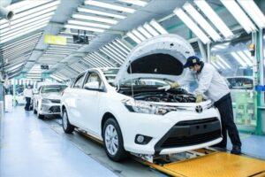Ô tô nhập khẩu mới được miễn kiểm tra khí thải